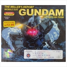 Gundam The 8th MS Team VCD