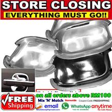 [1976] For Mercedes Benz W124 E Class 4DR Chrome Door Handle Shell Cup