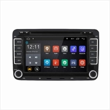 RM - CLVW70 - D 7 inch Universal Android 6.0 Double Din Car DVD Player (BLACK)