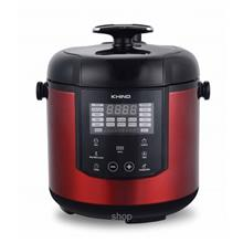 Khind Electric Pressure Cooker - PC6000)