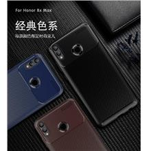 Huawei Honor 8X Anti Shock Crash Proof Carbon Texture Armor Case Cover:  Best Price in Malaysia
