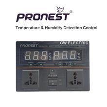 Pronest Temperature & Humidity Detection Control AC Power P-911H