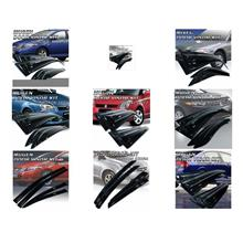 High Quality Anti UV Light Door Visor SPORT/MUGEN Style for All Car Mo
