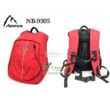 AERFEIS NB-9305 DSLR PHOTOGRAPHY Backpack-RED