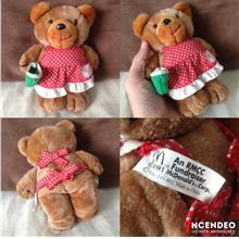 **incendeo** - McDonald's RMCC Fundraiser Collectible Bear (1991)