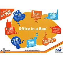 Streamyx 1.0M Business Broadband Office In A Box (With Microsoft Offic