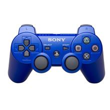SONY PS3 DUALSHOCK 3 COMPATIBLE WIRELESS JOYSTICK CONTROLLER (BLUE)