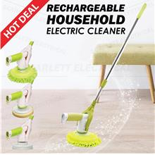Rechargeable Rotating Electric Mop Household Cleaning Washing Waxing