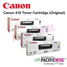 Canon 418 Toner Cartridge (Original)
