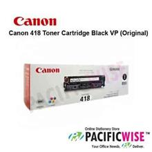 Canon 418 Toner Cartridge Black VP (Original)