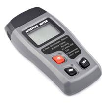 BSIDE EMT01 WOOD MOISTURE METER WITH LCD READING DISPLAY (GRAY)
