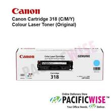 Canon Cartridge 318 Colour Laser Toner (Original)