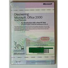 Microsoft Office 2000 Small Business -NEW