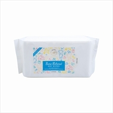 Bare Natural Dry Wipes (80pcs)