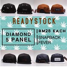 Diamond 5 Panel (Ready Stock)