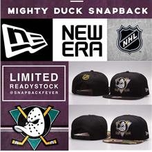 [New Era] NHL Mighty Duck Snapback (Ready Stock)