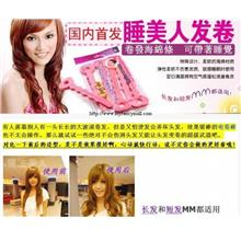 04583 Sleeping Beauty~Hair Curler (6 pcs)