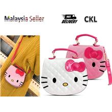 Kitty Bag Baby Girls Mini PU Shoulder Bags Shoulder Bag