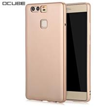 OCUBE 360 DEGREE SOFT TPU BACK COVER FOR HUAWEI P9 5.2 INCH (GOLDEN)