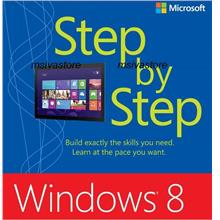 Bestselling: Windows 8 Step by Step. Colour Premium Ebook. Must Have!