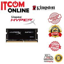 KINGSTON 8GB DDR4 HYPER-X IMPACT 3200MHZ NOTEBOOK RAM (HX432S20IB2/8)
