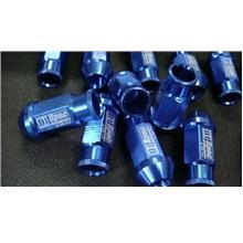 D1 Spec Racing Nut (16 Pcs) [Blue / Red / Bronze]