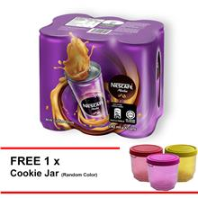 NESCAFE Mocha RTD 240ml , Buy 1 Clusters Free 1 CNY Container