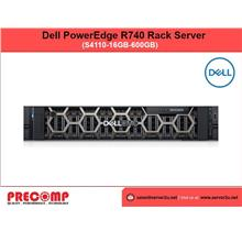 Dell PowerEdge R740 Rack Server (S4110-16GB-600GB)