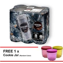 NESCAFE Black Ice RTD 240ml , Buy 1 Clusters Free 1 CNY Container)