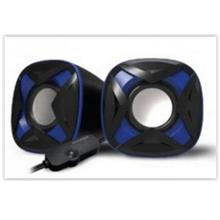 VINNFIER ICON 303 MIC USB STEREO SPEAKER BLACK/BLUE
