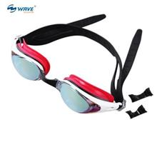 WAVE PROFESSIONAL WATER RESISTANT ANTI-FOG SWIMMING GOGGLES GLASSES EYEGLASSES
