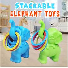 STACKABLE ELEPHANT TOYS