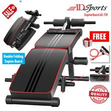ADSports AD-178 Home Fitness Gym Foldable Sit Push Ups Supine Board
