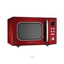 Morphy Richards Accents Red Microwave - 511512)