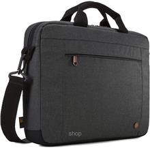 Case Logic ERA 14 Inch Laptop Attaché Obsidian - ERAA-114