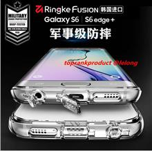 Original Ringke Samsung Galaxy S6 / Edge Plus Fusion Case Cover Casing