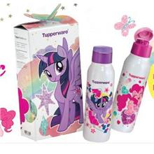 Tupperware My Little Pony Eco Bottle 750ml (2pcs)