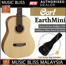 Cort Earth Mini Acoustic Guitar with Bag (Earth-Mini)