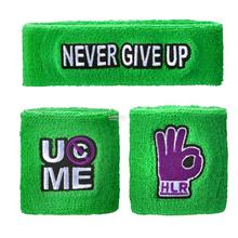 WWE John Cena Cenation Respect Sweatband Set