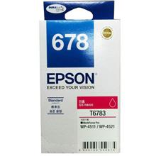 Epson 678 Magenta Ink Cartridge Standard Capacity 1.2k (C13T678390)