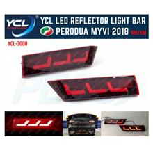Perodua Myvi 2018 rear bumper reflector light bar YCL-3008