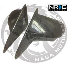 NRG SIDE MIRROR SPOON DESIGNED SATRIA NEO (CARBON LOOK)