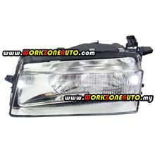 Proton Iswara 1993 Head Lamp Set Crystal