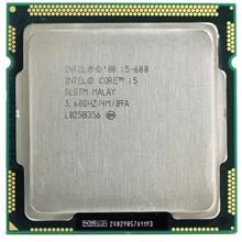 Intel Core i5-680 Processor 3.60GHz 4M 2.5GT/s DMI Socket 1156