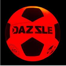 Super Cool Led Football Light Up Soccer Ball Play at Night in Dark Wit