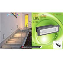 Led step light-Grey color-5W