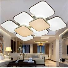 Led Ceiling Lamp -Tunnable ( CLOUND 6+2 )