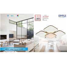Led Ceiling Lamp -Tunnable ( CLOUND 4+1 )