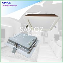 Led Downlight -Slim Ecomax -Square ( ESII SQ 18W )