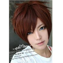 Cosplay men wig3/ less shinning effect/rambut palsu/ ready stock